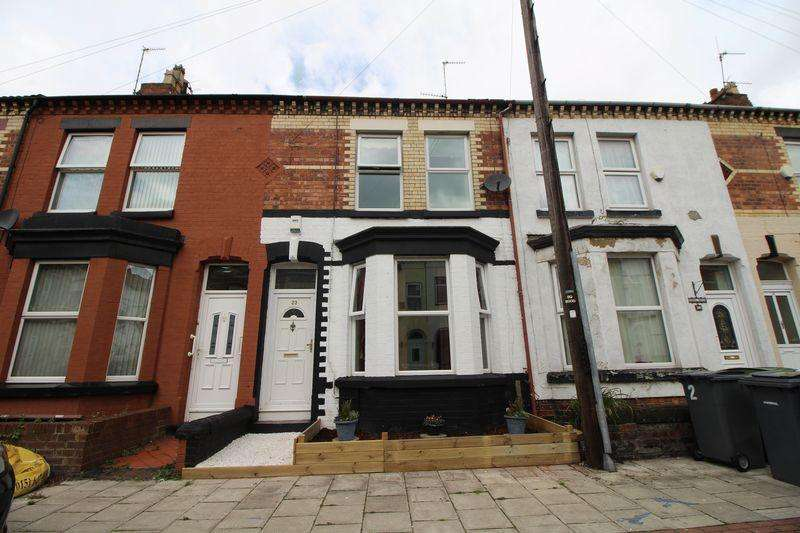 3 Bedrooms Terraced House for sale in Winstanley Road, New Ferry