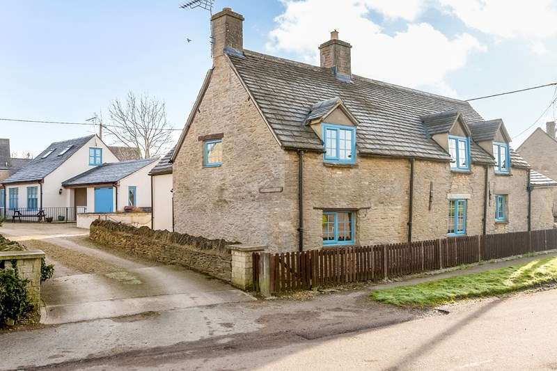 4 Bedrooms Cottage House for sale in Lower End, Alvescot, Bampton