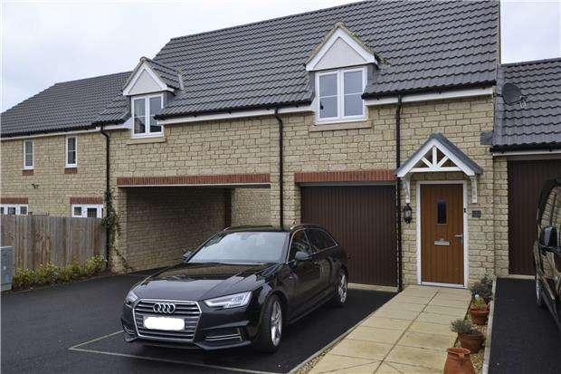 2 Bedrooms Flat for sale in Rodmarton Close, Brockworth, Gloucester, GL3 4UP