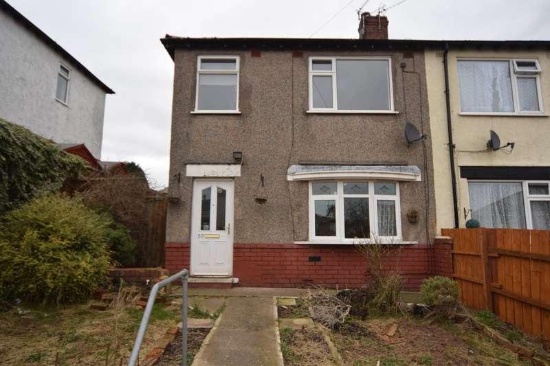 3 Bedrooms Semi Detached House for sale in Brook Street, Barrow-in-Furness, Cumbria, LA13 9SA