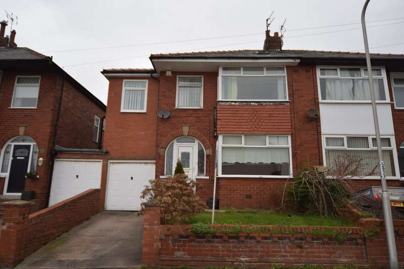3 Bedrooms Semi Detached House for sale in Monks Vale Grove, Barrow-in-Furness, Cumbria, LA13 9JQ