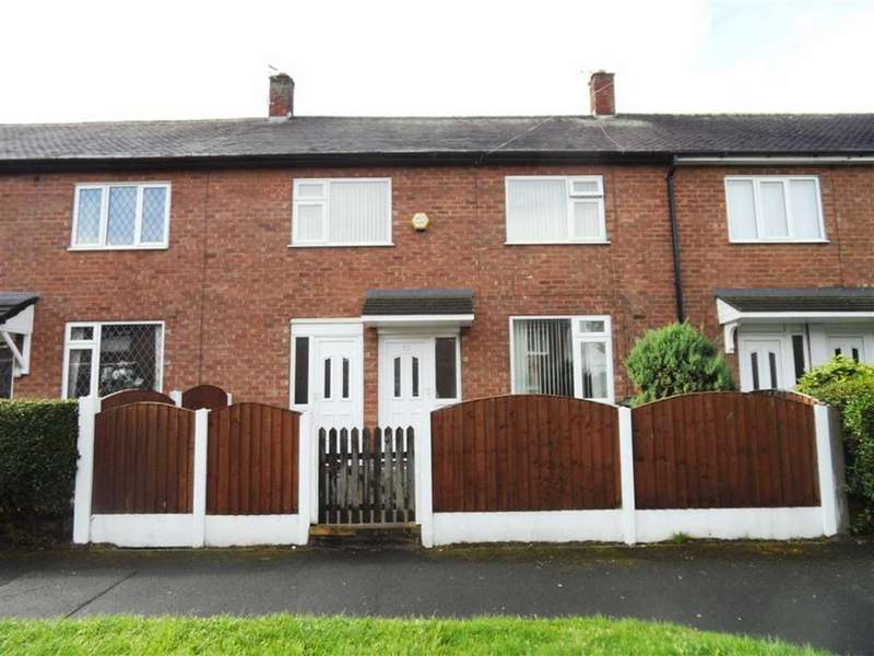 3 Bedrooms Terraced House for sale in Newbury Road, Heald Green