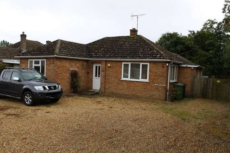 3 Bedrooms Detached Bungalow for sale in Smeeth Road, St Johns Fen End