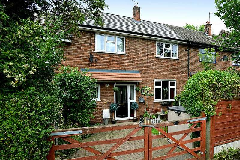 3 Bedrooms Terraced House for sale in Booth Road, Wilmslow