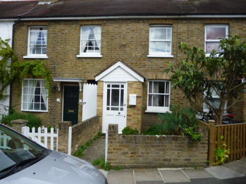 2 Bedrooms Cottage House for sale in Stanley Road