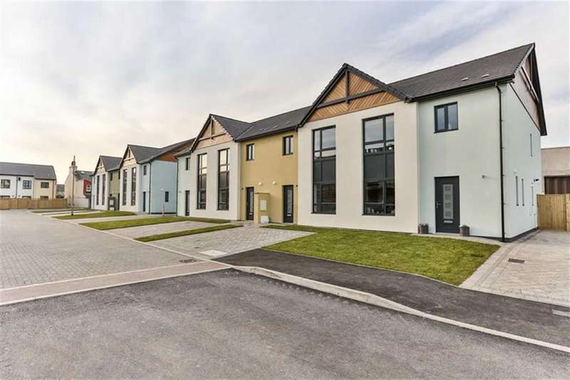 3 Bedrooms Town House for sale in North Shore Road, Ramsey, Isle of Man