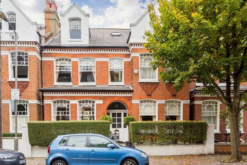 7 Bedrooms Terraced House for sale in Crockerton Road, London