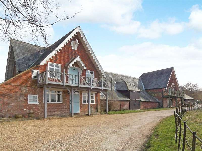 5 Bedrooms Semi Detached House for sale in The Banks, Mountfield, Robertsbridge, East Sussex, TN32