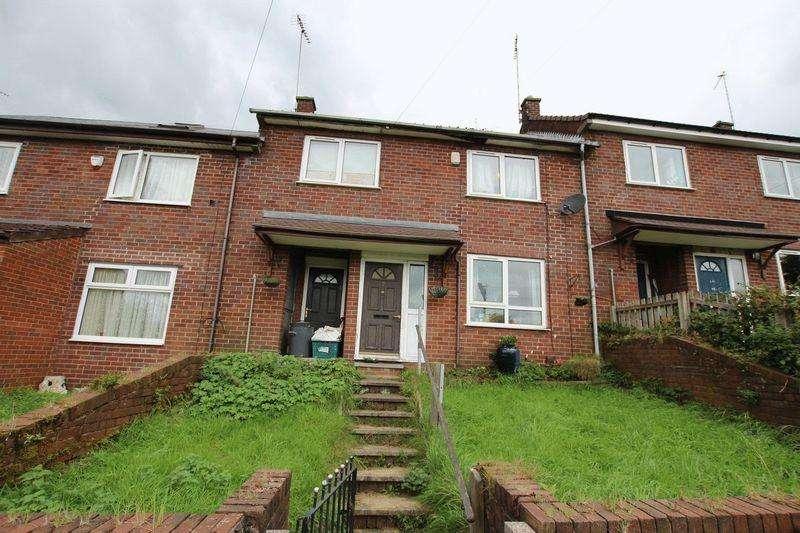 3 Bedrooms Terraced House for sale in Braemar Grove, Heywood, OL10 3AR