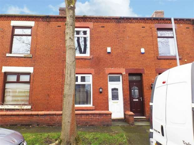 2 Bedrooms Terraced House for sale in Ceylon Street, Oldham, Lancashire
