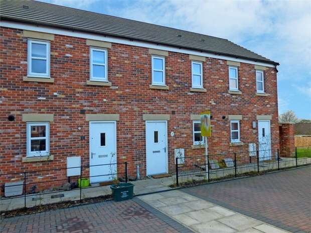 2 Bedrooms Town House for sale in Daffodil Drive, Penrith, Cumbria