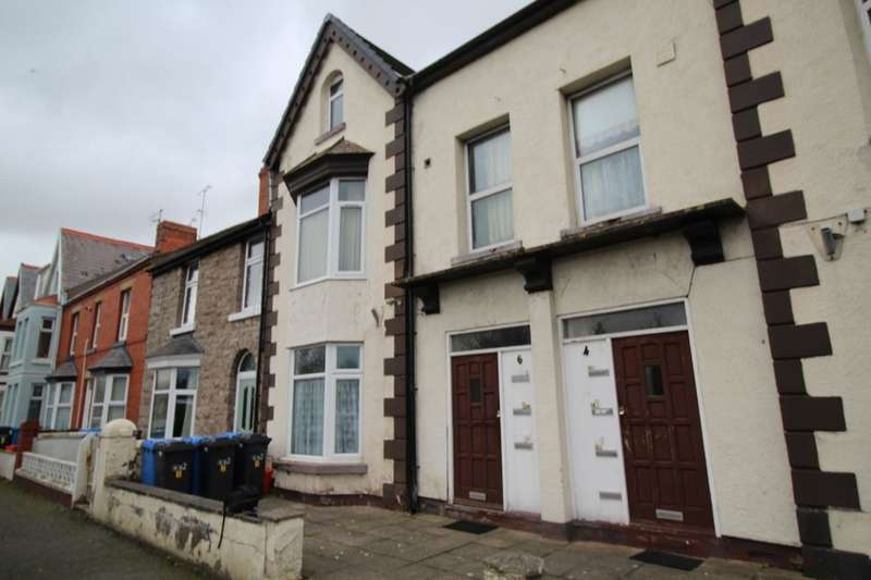 1 Bedroom Flat for rent in Marine Road, Prestatyn, LL19