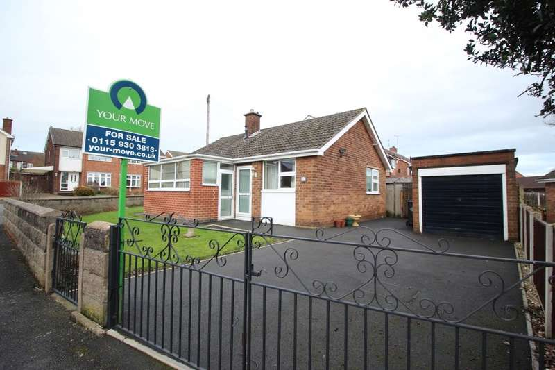 2 Bedrooms Detached Bungalow for sale in Julian Close, Ilkeston, DE7