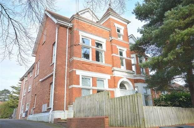2 Bedrooms Flat for sale in Meyrick Park Crescent, Meyrick Park, Bournemouth