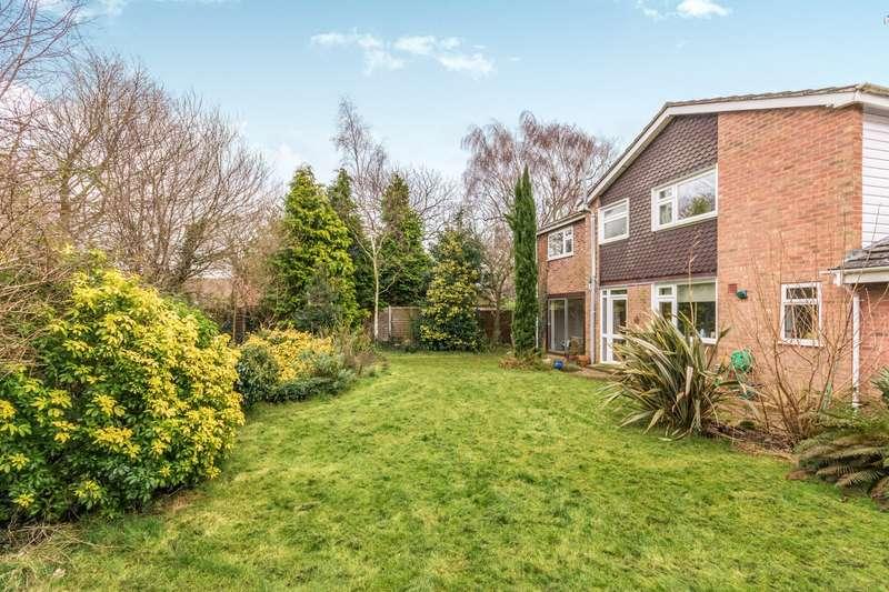 5 Bedrooms Detached House for rent in Langley Way, Hemingford Grey