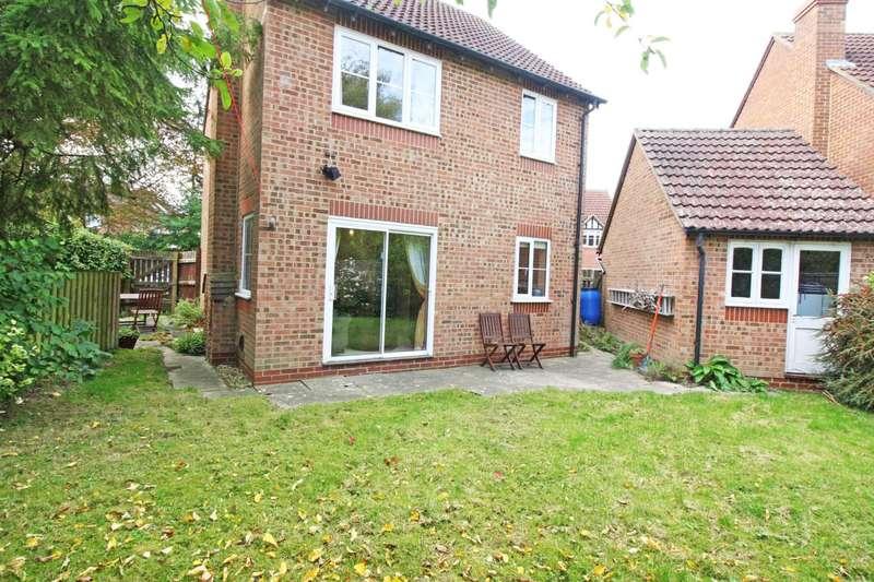 3 Bedrooms Detached House for rent in Bridus Mead, Blewbury
