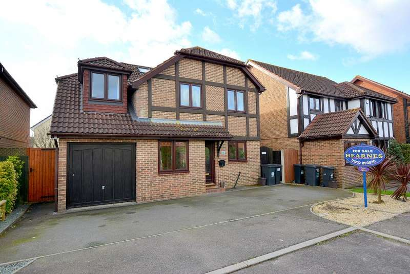 6 Bedrooms Detached House for sale in Sidney Gardens, Muscliff