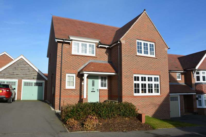 4 Bedrooms Detached House for sale in Sigwels Road, Cawston
