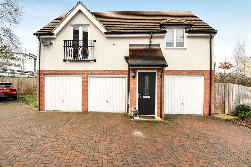 2 Bedrooms Detached House for sale in Crosby Gardens, Uxbridge, Middlesex, UB8
