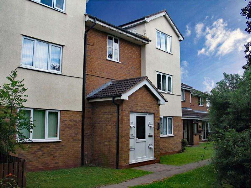 1 Bedroom Flat for sale in Foxdale Drive, BRIERLEY HILL DY5 3GZ