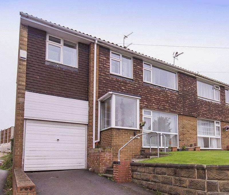 4 Bedrooms Semi Detached House for sale in SITWELL STREET, SPONDON