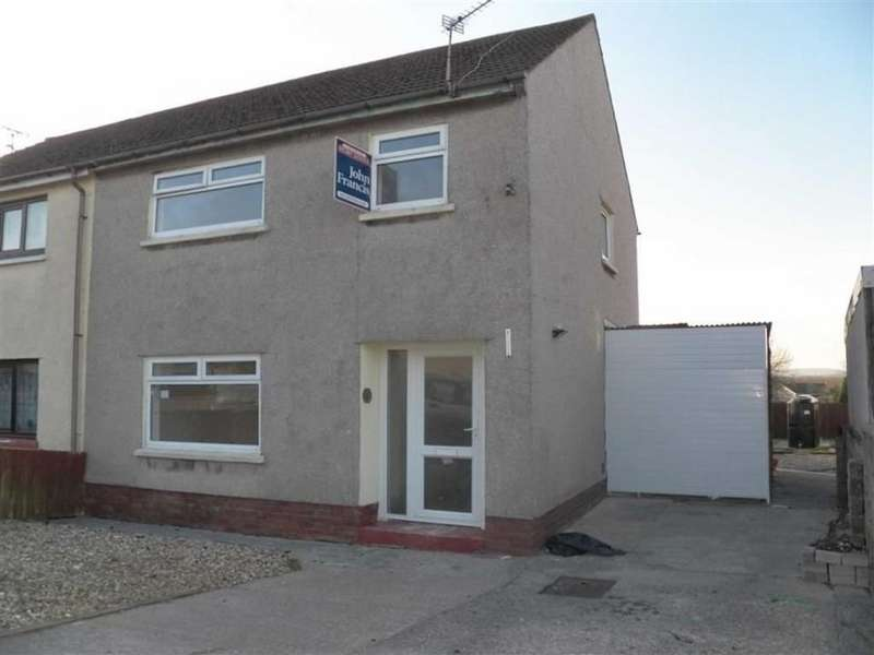 3 Bedrooms Semi Detached House for sale in Maes Y Wern, Carway