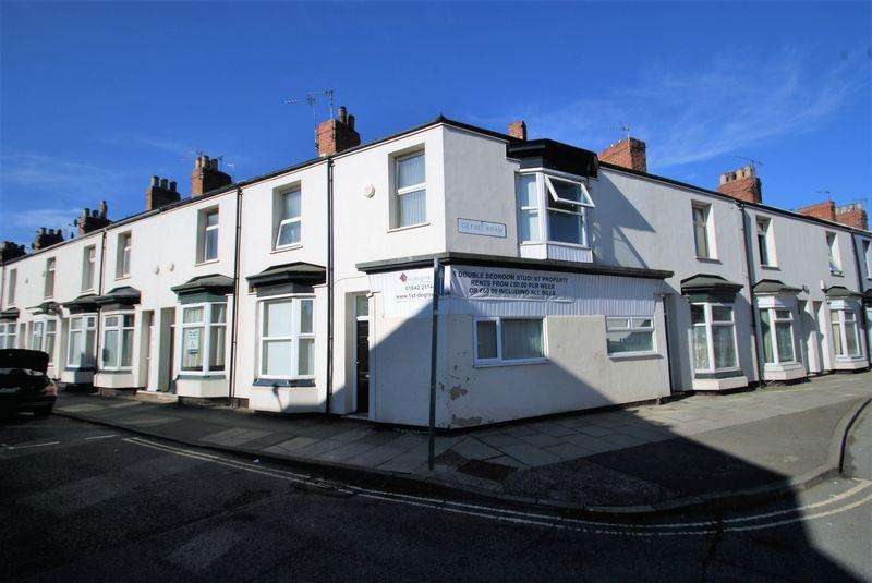 5 Bedrooms Terraced House for sale in Falkland Street, Middlesbrough