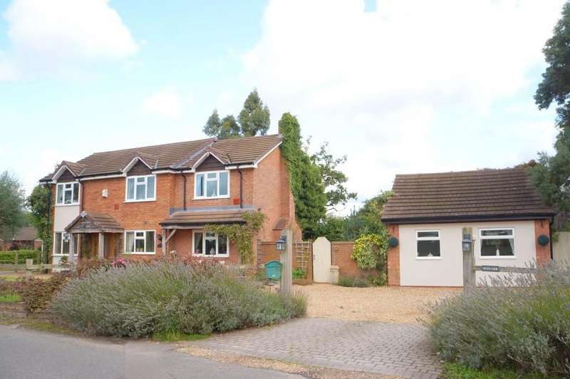 4 Bedrooms Detached House for sale in Shadowbrook Lane