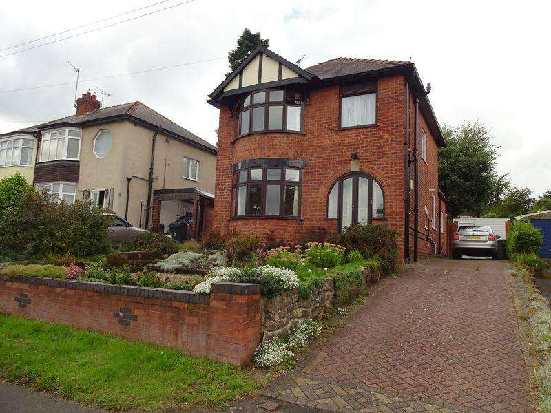3 Bedrooms Detached House for sale in St Johns Avenue, Kidderminster DY11 6AZ