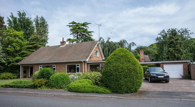 4 Bedrooms Detached Bungalow for sale in Beechfield Gardens, Spalding