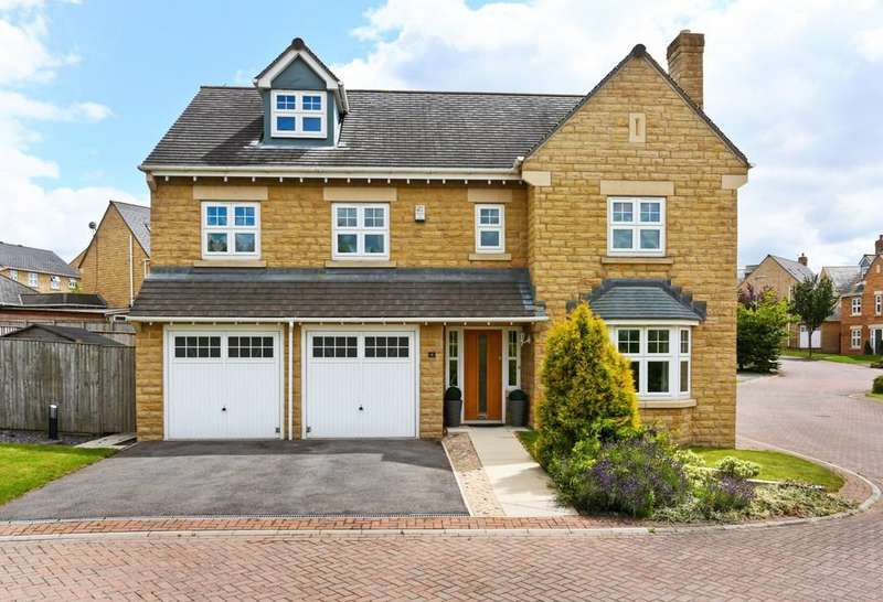 6 Bedrooms Detached House for sale in Henry Moore Court, Woolley Grange