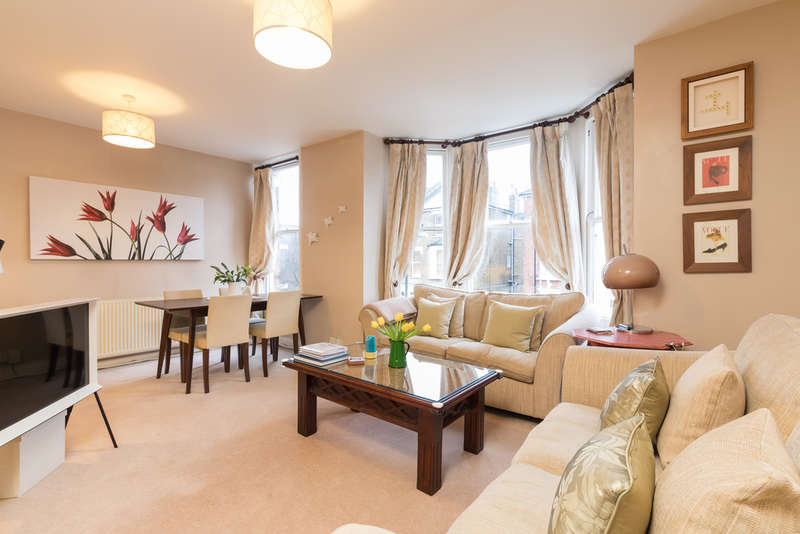 2 Bedrooms Flat for sale in Dyne Road, London NW6