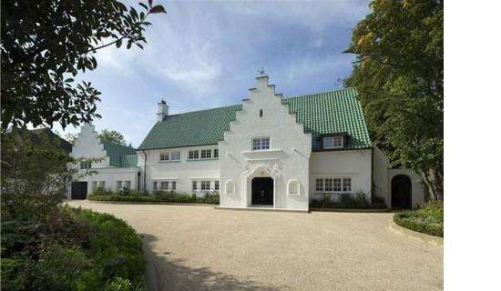 9 Bedrooms Detached House for rent in The Bishops Avenue