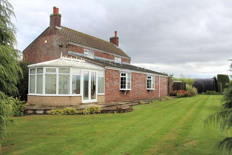 3 Bedrooms Country House Character Property for sale in Hobhole Bank, New Leake, Boston, PE22