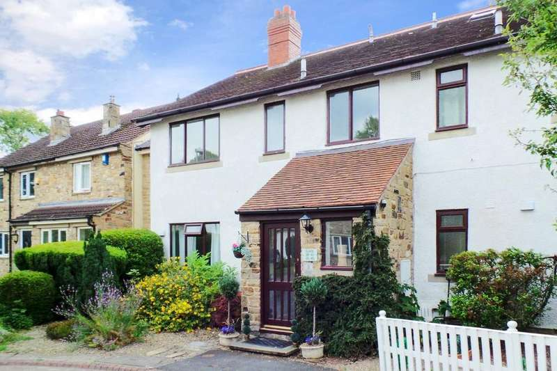 2 Bedrooms Apartment Flat for sale in 43 Grasmere Drive, Wetherby, LS22 6GP