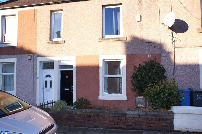 1 Bedroom Flat for sale in Gladstone Street, Leven, KY8
