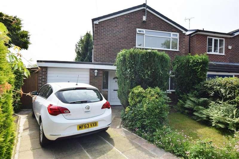 3 Bedrooms Detached House for sale in Sefton Close, Archer Park, Middleton