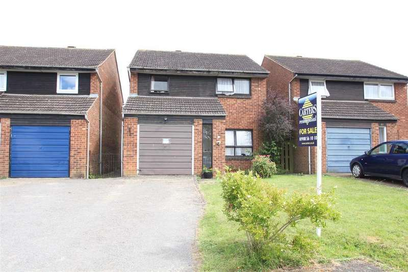3 Bedrooms Detached House for sale in Medeswell, Furzton