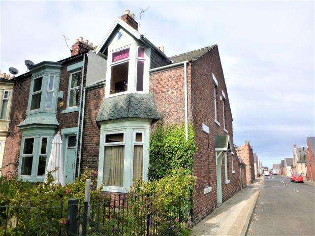 3 Bedrooms Terraced House for sale in FULLER ROAD, HENDON, SUNDERLAND NORTH
