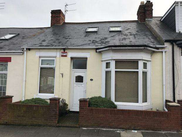 4 Bedrooms Terraced Bungalow for sale in GENERAL GRAHAM STREET, HIGH BARNES, SUNDERLAND SOUTH
