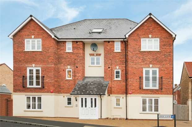 2 Bedrooms Flat for sale in Piper Lane, Wixams, Bedford