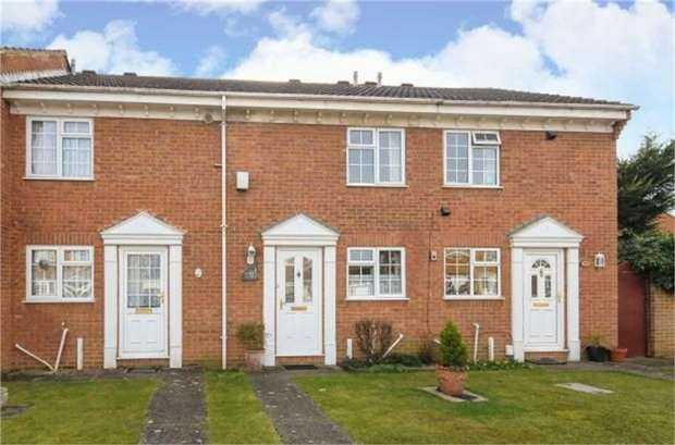 2 Bedrooms Terraced House for sale in Lindley Road, WALTON-ON-THAMES, Surrey