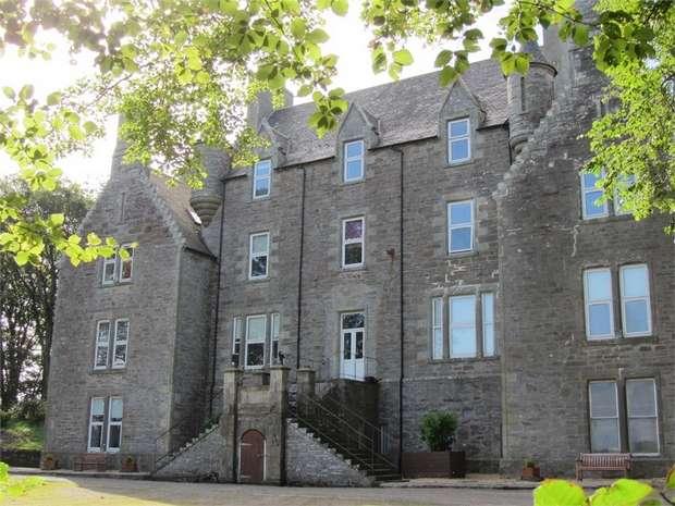 1 Bedroom Flat for rent in Flat 5 Braal Castle, Halkirk, Caithness