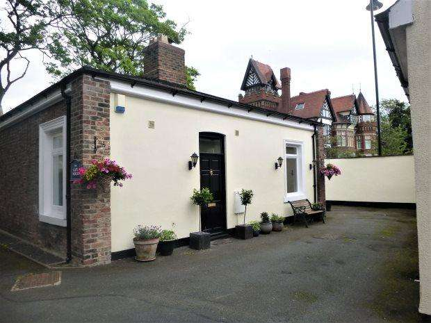 1 Bedroom Detached Bungalow for sale in THE GATEHOUSE, ASHBROOKE, SUNDERLAND SOUTH