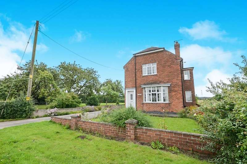 2 Bedrooms Detached House for sale in Stockton Lane, Stockton On The Forest, York, YO32