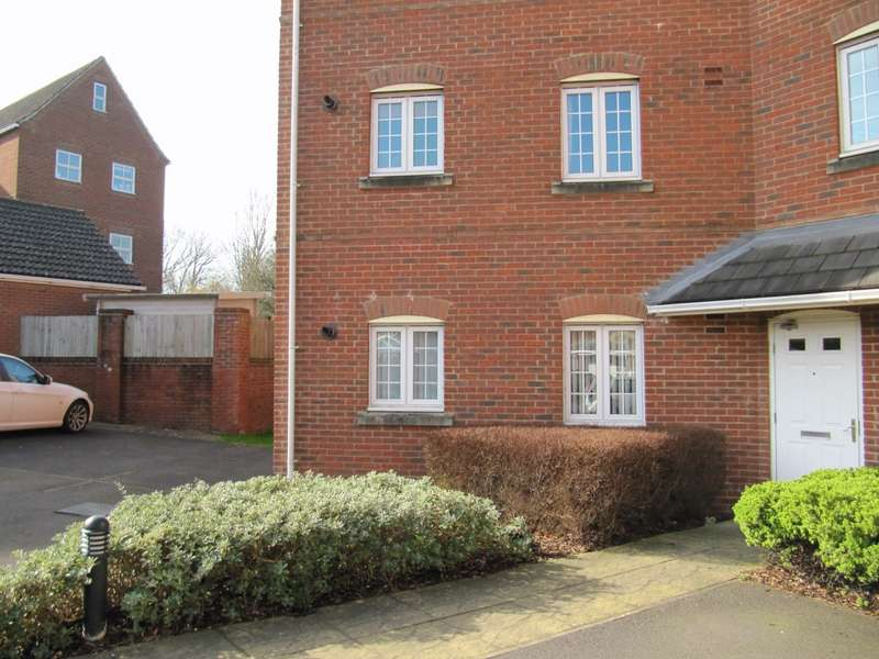 2 Bedrooms Apartment Flat for rent in Beggarwood, Basingstoke