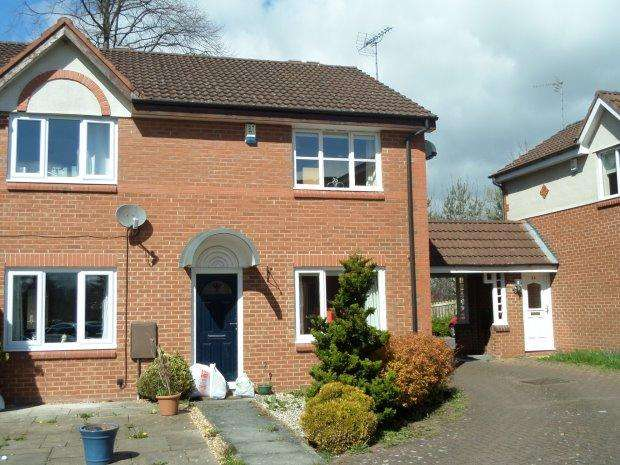 3 Bedrooms Semi Detached House for sale in THE GABLES, SEDGEFIELD, SEDGEFIELD DISTRICT