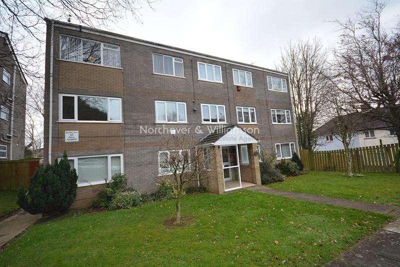 2 Bedrooms Flat for sale in Rowen Court, wentloog Close, Rumney, Cardiff. CF3