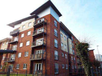 2 Bedrooms Flat for sale in New North Road, Exeter, Devon