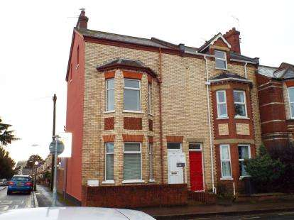 4 Bedrooms End Of Terrace House for sale in Exeter, Devon